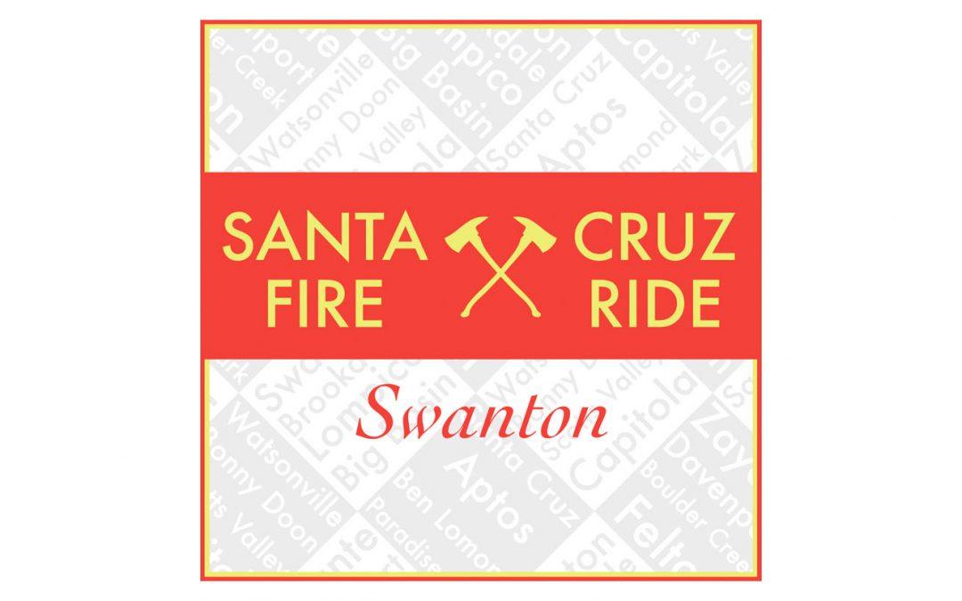 Santa Cruz Fire Ride Series – Swanton – 10.9.2021