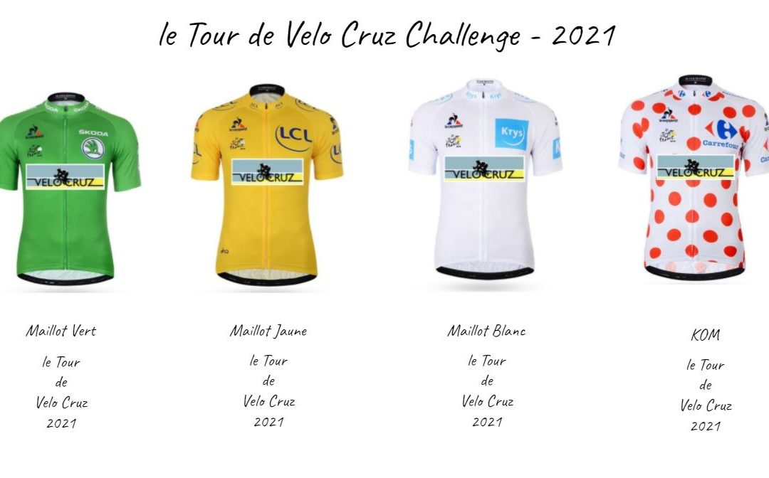 Velo Cruz Grand Tour Challenges with Strava